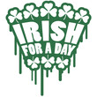 Irish For A Day Graffiti