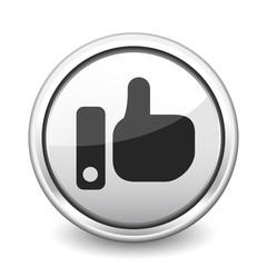 button gray like