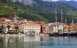 makarska city,croatia