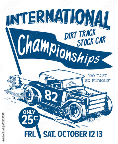 INTERNATIONAL DIRT TRACK