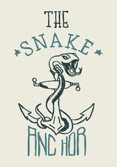 Snake Anchor