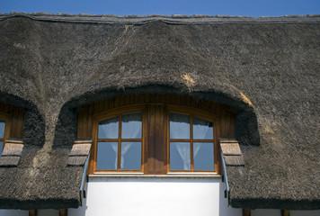 Rural farmer house, Tat, Hungary