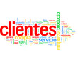 Clientes (tag cloud)