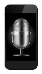 Smart Phone Recording