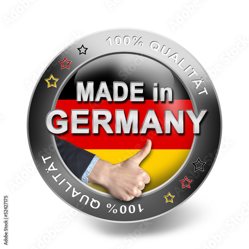 Made in Germany, Like-button