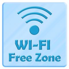Wi-Fi free zone 2