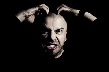 Human anger