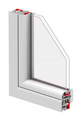 Die Fenster Isolation