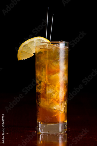 Foto op Aluminium Bar Long island iced tea