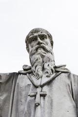 Statua di San Benedetto di Norcia