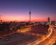Fototapeten,berlin,skyline,sonnenuntergang,architektur