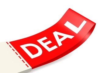 Deal flag