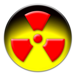 Radiation icon button