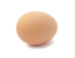 One chicken egg