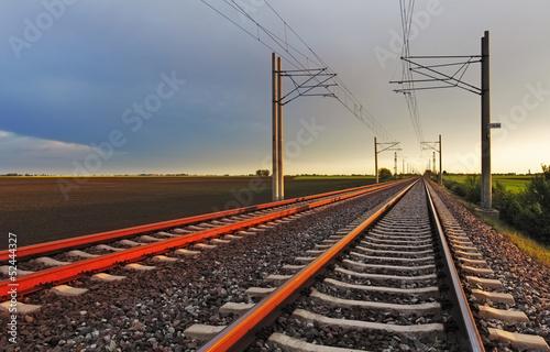 Railway - 52444327
