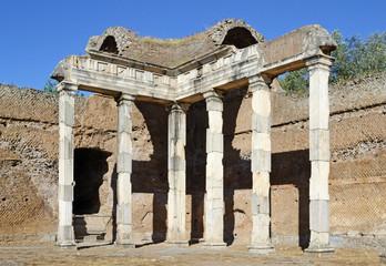 Sala dei Pilastri Dorici - Villa Adriana