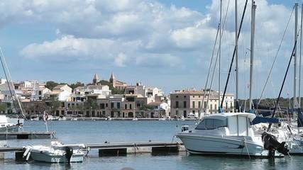 Hafen von Porto Colom, Mallorca