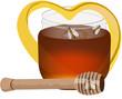 vasetto di miele,