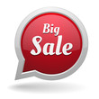 Big Sale speech bubble