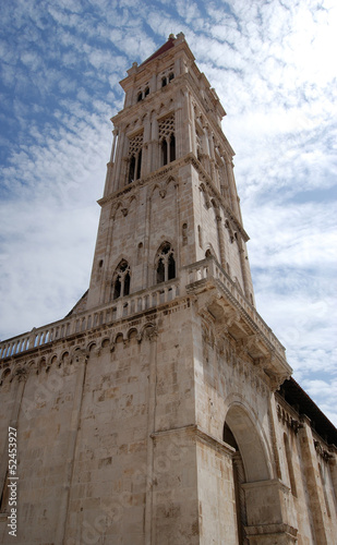 Cathedral of St. Lawrence in Trogir, Croatia