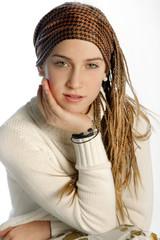 Beauty teenage girl