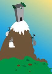 Monetary mountain