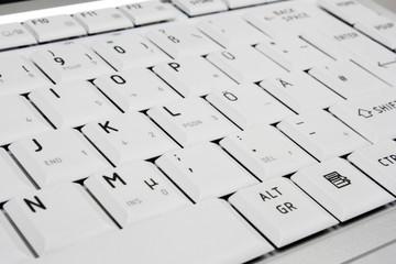 Tastatur, laptop III