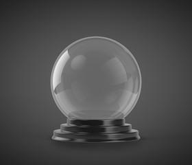 Empty Crystal Bal