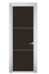 white wooden doors