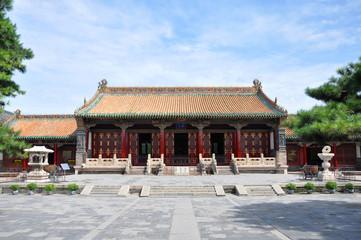 Shenyang Imperial Palace (Mukden Palace) Chongzheng Hall