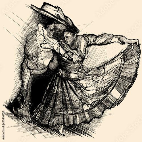 latino dance - 52464358