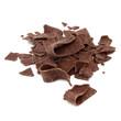 Copeaux de chocolat noir