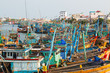 Fishing boats Vietnam