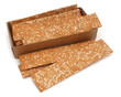 Crackers hollandais aux graines de sésame