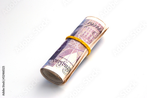 roll of twenties