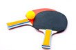 Table Tennis Racket and Ping Pong Ball