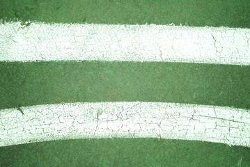 righe bianche sfondo verde
