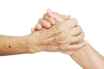 Comforting Hand