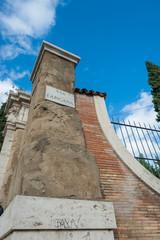Roma, via Labicana