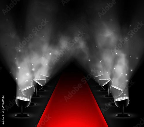 Red carpet - 52468596