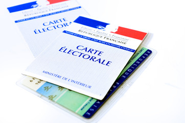 carte électorale,carte d'identité,droit de vote,élections