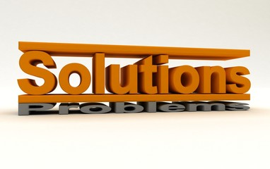 scritta solutions vs problems