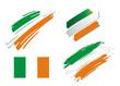Brush Flags Ireland