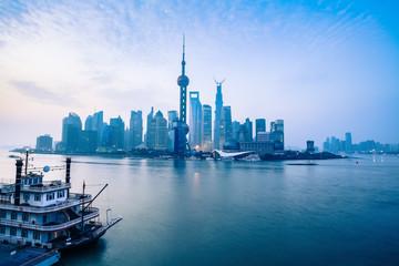 the dawn of shanghai