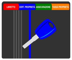 Tasse automobilistiche - documenti circolazione