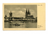 "Vintage postcard ""Cologne, Germany"""