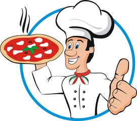 chef pizza