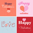 Different greetings for Valentine's Day