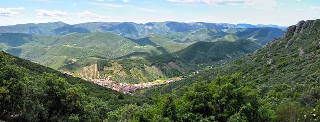 Solana del Pino, Sierra Madrona, Sierra Morena, Ciudad Real