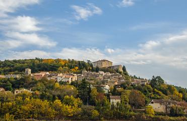 Village d'Esparron (83)
